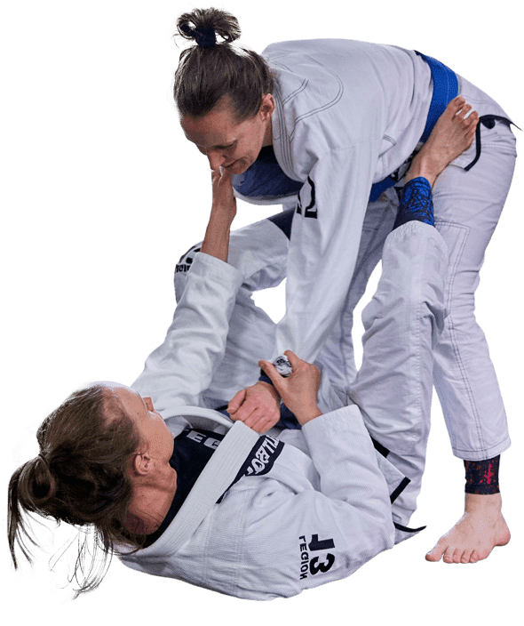 Womens only BJJ